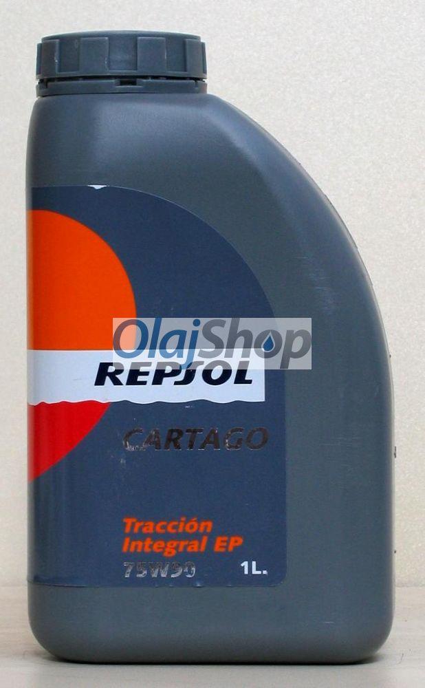 Repsol Cartago Traccion Integral 75W-90 (1 L) Hajtóműolaj