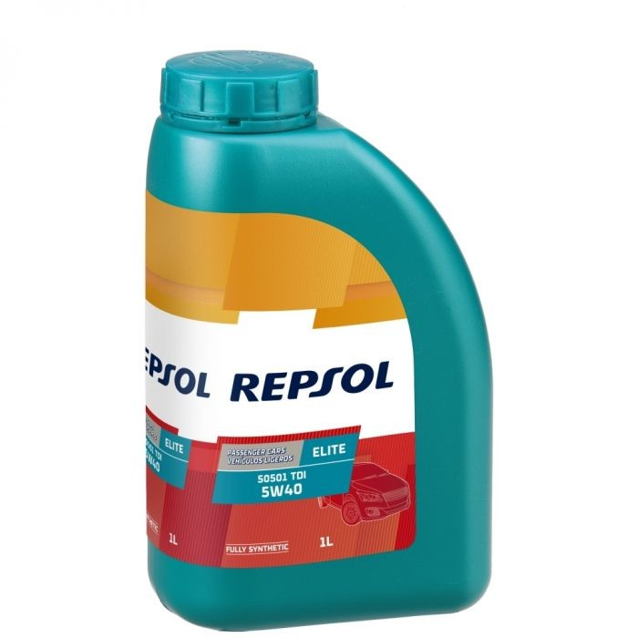 Repsol Elite 50501 TDI 5W-40 (Low SAPS) (1 L) Motorolaj