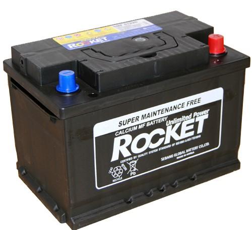 "Rocket SMF 57820 (78AH 660 A) ""európai"" típusú"