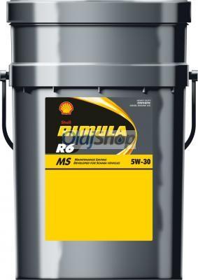 Shell Rimula R6 MS 10W-40 (20 L) E4/E7